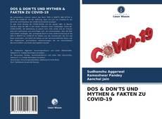 Обложка DOS & DON'TS UND MYTHEN & FAKTEN ZU COVID-19