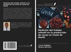 Обложка Medición del trabajo infantil en la producción de cacao en Costa de Marfil