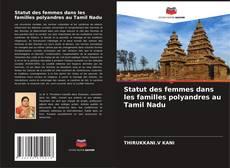 Couverture de Statut des femmes dans les familles polyandres au Tamil Nadu