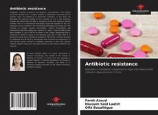 Antibiotic resistance kitap kapağı