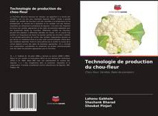 Copertina di Technologie de production du chou-fleur