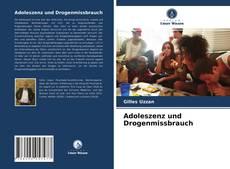 Couverture de Adoleszenz und Drogenmissbrauch