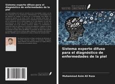 Capa do livro de Sistema experto difuso para el diagnóstico de enfermedades de la piel