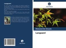 Bookcover of Langsam!