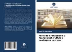 Fulfulde-Französisch & Französisch-Fulfulde pastorales Lexikon kitap kapağı
