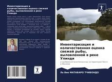 Инвентаризация и количественная оценка свежей рыбы, выловленной в реке Улинди的封面