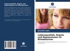 Capa do livro de Lebensqualität, Ängste und Depressionen im Klimakterium