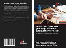 Обложка Progettazione di una guida agli strumenti curriculari informatici
