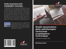 Bookcover of Studio tassonomico della sottofamiglia-Tortricinae (Lepidoptera: Tortricidae)
