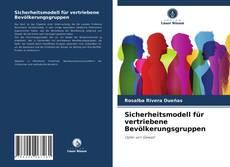 Capa do livro de Sicherheitsmodell für vertriebene Bevölkerungsgruppen