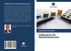 Обложка Indikatoren für Humanressourcen
