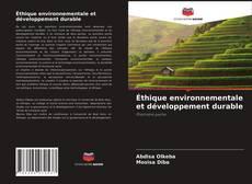 Éthique environnementale et développement durable的封面