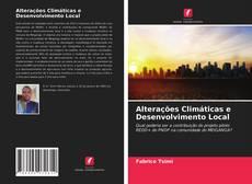 Portada del libro de Alterações Climáticas e Desenvolvimento Local