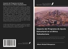 Couverture de Impacto del Programa de Ajuste Estructural en el África Subsahariana