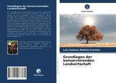 Couverture de Grundlagen der konservierenden Landwirtschaft