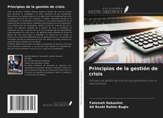 Borítókép a  Principios de la gestión de crisis - hoz