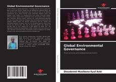 Bookcover of Global Environmental Governance