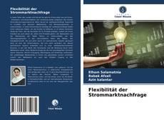 Bookcover of Flexibilität der Strommarktnachfrage