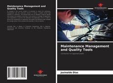 Borítókép a  Maintenance Management and Quality Tools - hoz