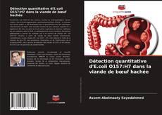Bookcover of Détection quantitative d'E.coli O157:H7 dans la viande de bœuf hachée