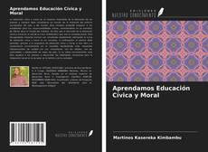 Portada del libro de Aprendamos Educación Cívica y Moral