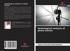 Bookcover of Semiological analysis of photo stories