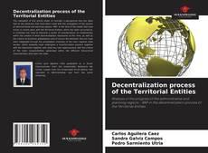 Copertina di Decentralization process of the Territorial Entities