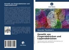 Bookcover of Genetik von Fingerabdrücken und Lippenabdrücken