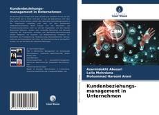 Bookcover of Kundenbeziehungs- management in Unternehmen