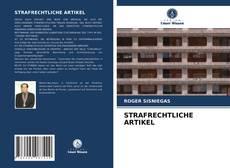 Borítókép a  STRAFRECHTLICHE ARTIKEL - hoz