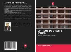 Обложка ARTIGOS DE DIREITO PENAL