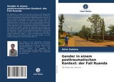 Borítókép a  Gender in einem posttraumatischen Kontext: der Fall Ruanda - hoz