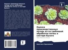 Bookcover of Оценка производственных потерь из-за гребневой обработки почвы в секторе Бусого