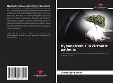 Hyponatremia in cirrhotic patients的封面