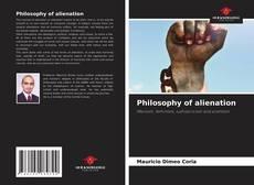 Philosophy of alienation的封面