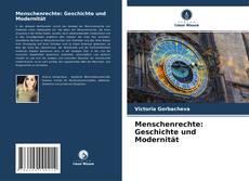 Buchcover von Menschenrechte: Geschichte und Modernität