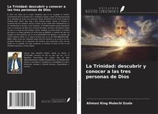 Portada del libro de La Trinidad: descubrir y conocer a las tres personas de Dios