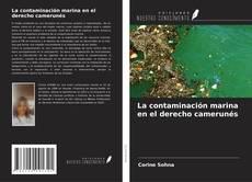 Portada del libro de La contaminación marina en el derecho camerunés