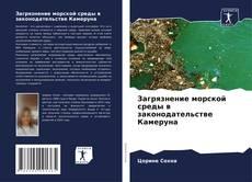 Bookcover of Загрязнение морской среды в законодательстве Камеруна