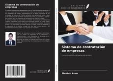 Portada del libro de Sistema de contratación de empresas