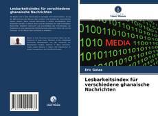 Copertina di Lesbarkeitsindex für verschiedene ghanaische Nachrichten