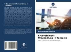 Copertina di E-Government-Umwandlung in Tansania