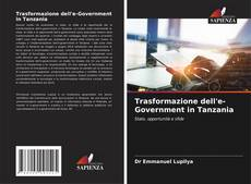 Trasformazione dell'e-Government in Tanzania的封面