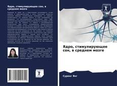 Buchcover von Ядро, стимулирующее сон, в среднем мозге