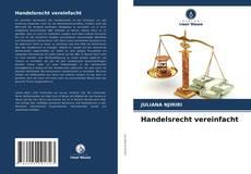 Copertina di Handelsrecht vereinfacht