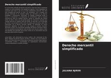 Portada del libro de Derecho mercantil simplificado