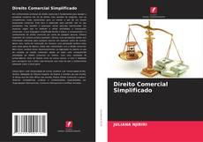 Обложка Direito Comercial Simplificado