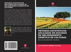 Обложка MÉTODOS ESTATÍSTICOS APLICADOS EM ESTUDOS DE MELHORAMENTO GENÉTICO DE CULTURAS