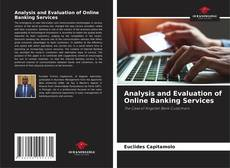 Buchcover von Analysis and Evaluation of Online Banking Services