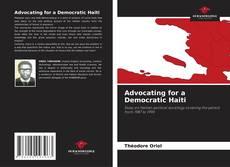 Buchcover von Advocating for a Democratic Haiti